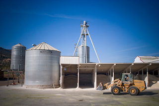 nutrition grain storage